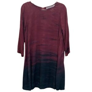 Michael Stars Women's Ombre Tunic Top / Dress